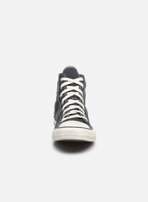Sneakers Converse Chuck Taylor All Star Self Expression Hi Nero modello indossato